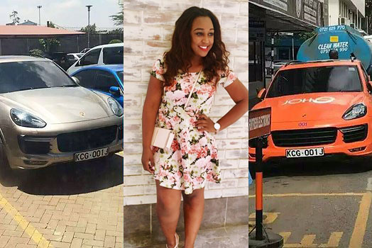 Image result for betty kyalo car