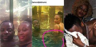 Diamond Platnumz Dumps Zari - after finds her with another man