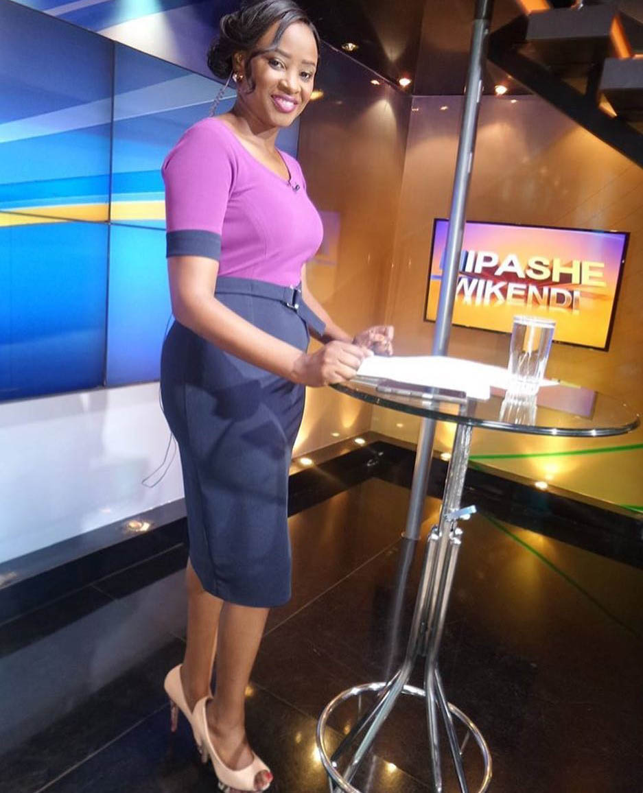 kanze dena steps out with no make ups and end up