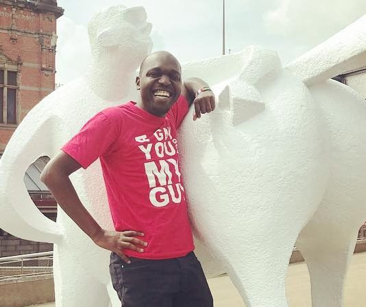 Larry Madowo quits the trend show