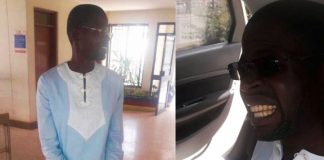 Walter Menya Arrested