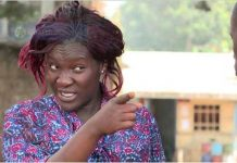 Awiti of Real Househelps of Kawangare also known as Winnie Rubi