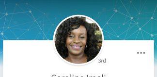 Caroline Imali Whatsapp