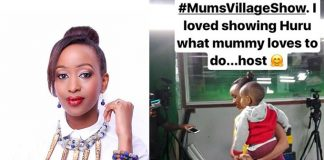 Janet Mbugua returns to TV
