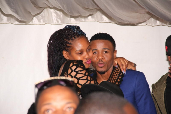 Jokate and Ali Kiba