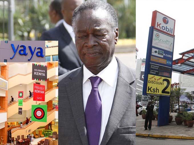 List of Companies that Nicholas Biwott Owned in Kenya, Uganda and Australia