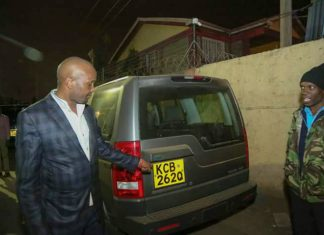 Moses Kuria Finds Missing ICT Manager in Roysambu