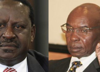 UHURU reveals how RAILA and SK MACHARIA were planning to con Kenyans over 300 million in 2 hours