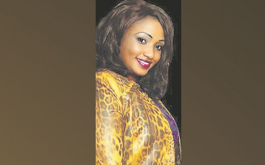 Beatrice Wanjiku, Sam Mburu's first wife. COURTESY NAIROBIAN