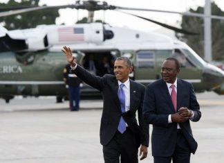 Dignitaries to attend Uhuru Kenyatta's swearing in ceremony