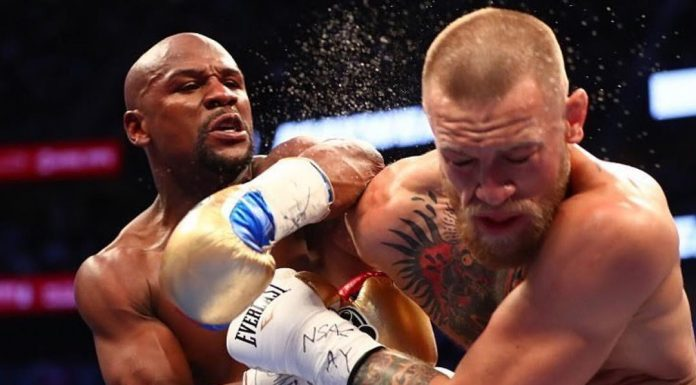 Floyd Money Mayweather vs Conor McGregor 12