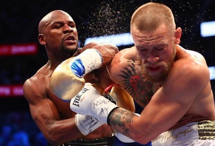 Floyd Money Mayweather vs Conor McGregor 12