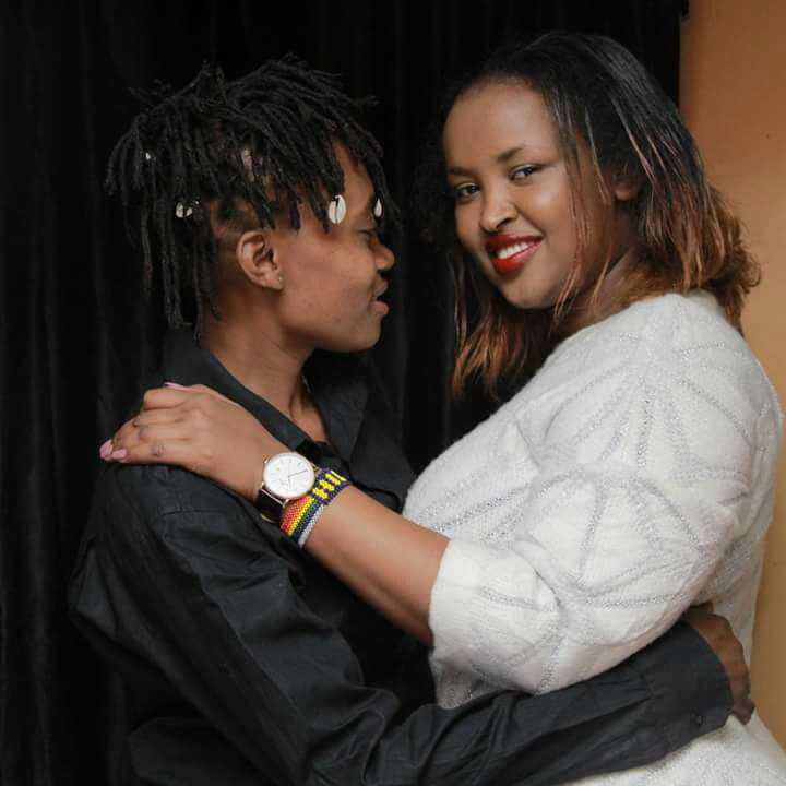 Jasmine Get Married To Wambui