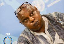 Kenya Human Rights Commission Activist Maina Kiai Detained At The JKIA