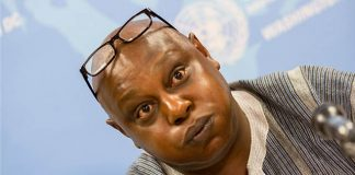 Kenya Human Rights Commission Activist Maina Kiai Detained At The JKIA