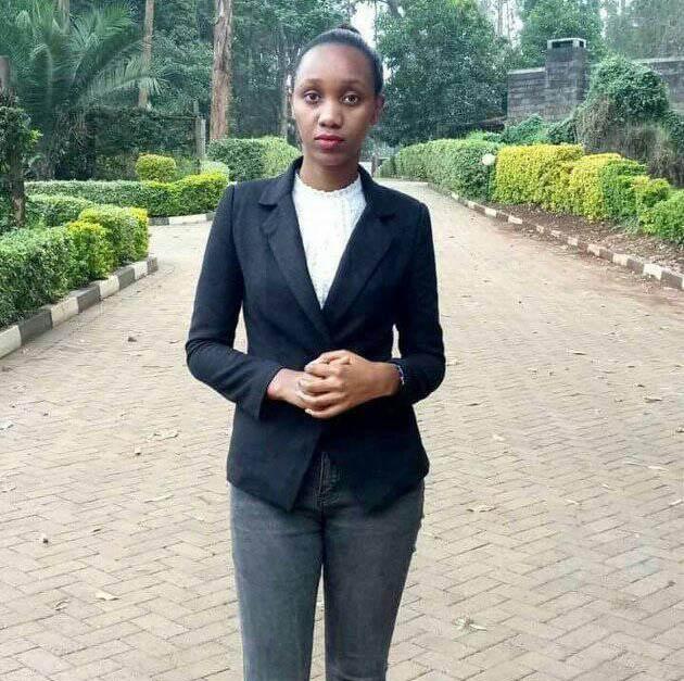 Mercy Chebeni ODM Nominated Senator