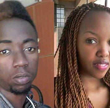 Missing Student Yvonne Mwendwa and boyfriend Dennis Karimi