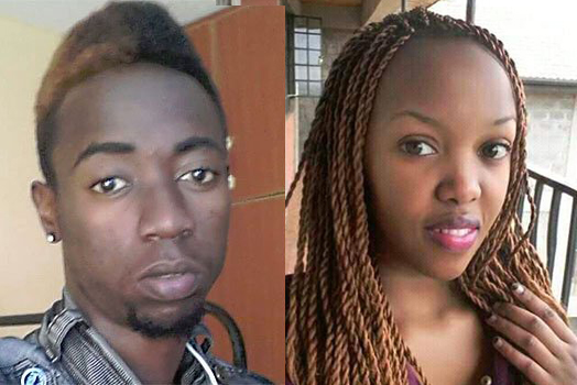 Missing Student Yvonne Mwendwa and boyfriend Dennis Karimi