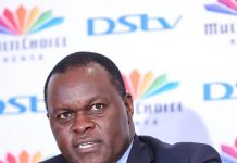 Multichoice Kenya MD Eric Odipo