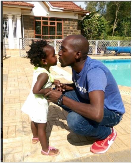 Patrick Igunza kids