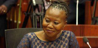 Roselyn Akombe JKIA story