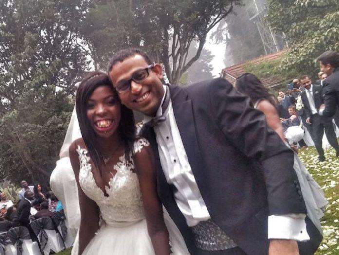 ADELLE ONYANGO Radio presenter @kiss100kenya