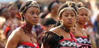 19 year old Virgin Siphelele Mashwama