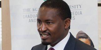 CS Mwangi Kiunjuri