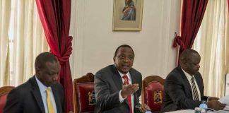 Former Bomet Governor Isaac Ruto Isaac Ruto set to campaign for Uhuru and Ruto