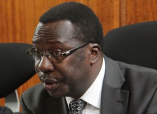 Justice Smokin Wanjala