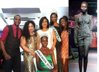 Magline Jeruto is Miss World Kenya 2017