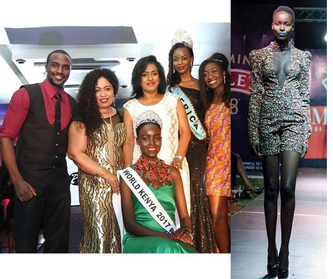 Magline Jeruto is Miss World Kenya 2017