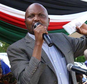 Moses Kuria Arrested - Held at pangani police station