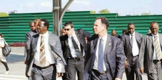 Raila Odinga New Security