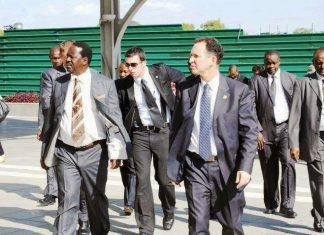 Raila Odinga New Security