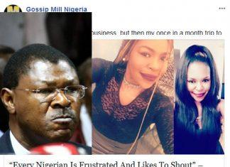 Sheila Wetangula on Gossip Mill Nigeria