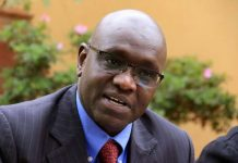 Ekuru Aukot Thirdway Alliance presidential candidate