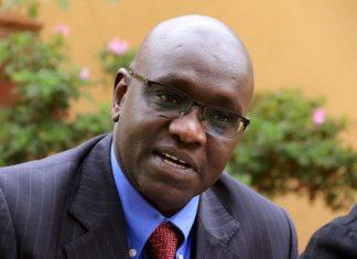 Ekuru Aukot Thirdway Alliance presidential candidate