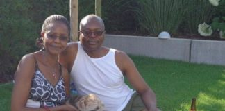 James Ololo His Wife, Elizabeth Wafula