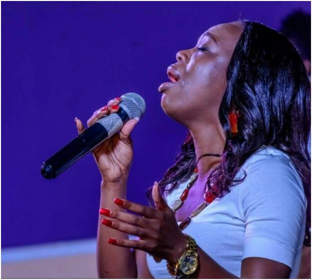 Ruth Matete praise and worship