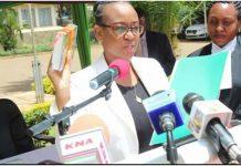 Nyeri Governor mpango wa kandos