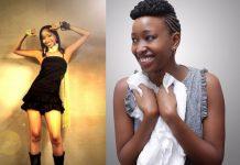 22 year old Janet Mbugua