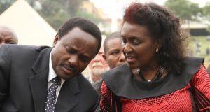 Kalonzo Musyoka wife