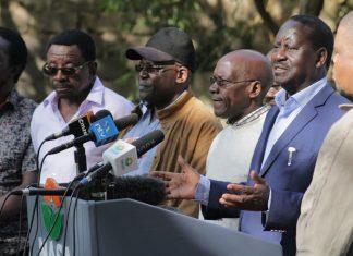 Raila Odinga to be sworn in as president on Tuesday