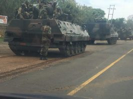 Robert Mugabe has been given a 24 hour ultimatum by army