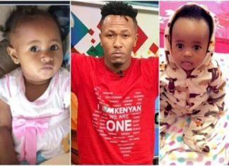 Dj Mo has denied fathering the daughter of DJ Pierra Makena.