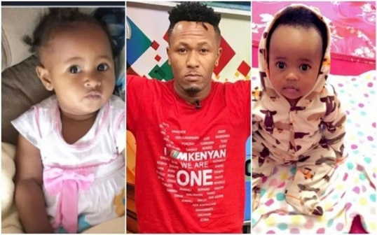 Dj Mo has denied fathering the daughter of DJ Pierra Makena.