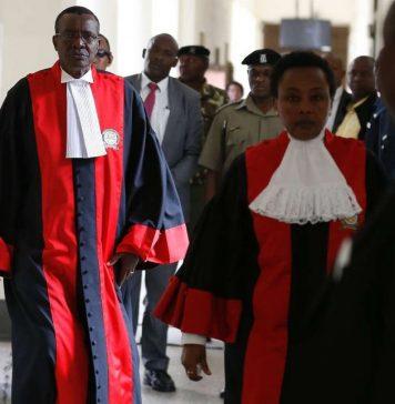 supreme court justices final judgement