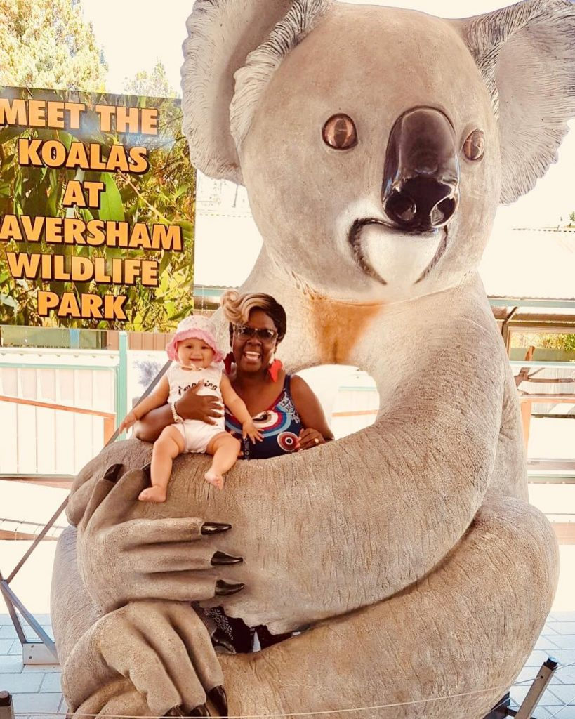 Allan And Kathy Kiuna Living The Life In Australia holiday