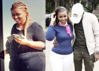 Anerlisa Muigai New Boyfriends after weight loss